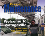 Fleet Maintenance Magazine cover image 2008